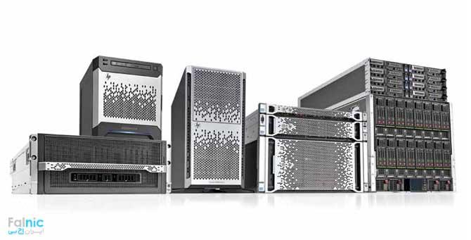 سرورهای HP ProLiant