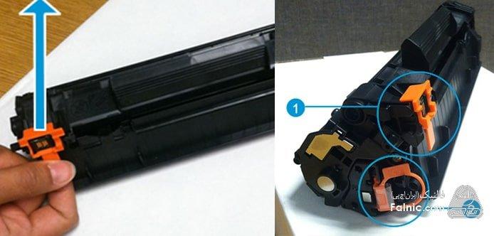 Error پرینترهای hp 2035