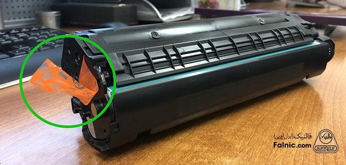 نصب و تنظیمات پرینترهای hp 2055