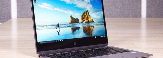 HP EliteBook Folio G1 لپ تاپی انعطاف پذیر و سبک