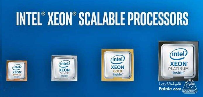 پردازنده Intel Xeon and Itanium