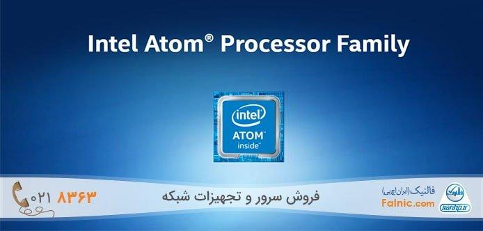 پردازنده Intel Atom