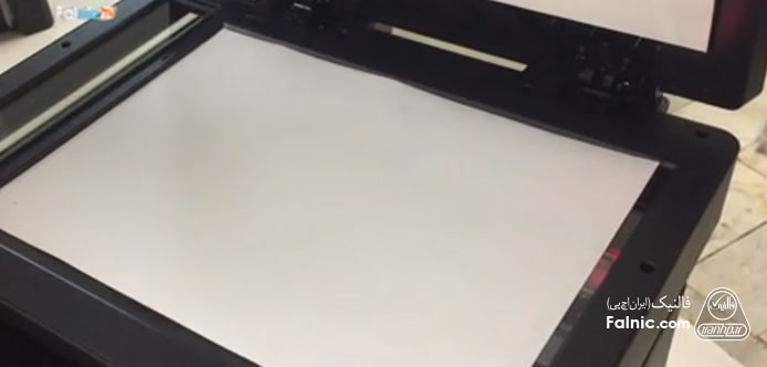 آموزش شیوه گذاشتن کاغذ درون پرینتر