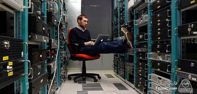 مشخصات اتاق سرور استاندارد و بهترین شرایط نگهداری سرور