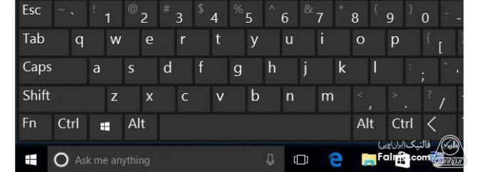 تمام کلیدهای میانبر ویندوز ۱۰ و سرور را بدانید