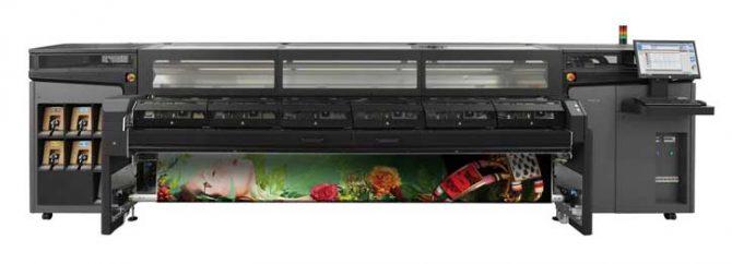 ویدیو/ معرفی پلاتر HP Latex 1500 Printer