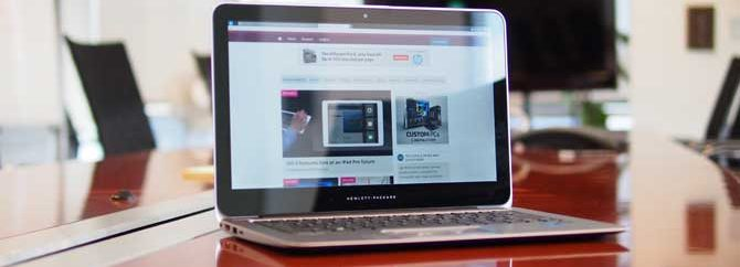 ویدیو/ آشنایی با لپ تاپ HP EliteBook Folio 1020