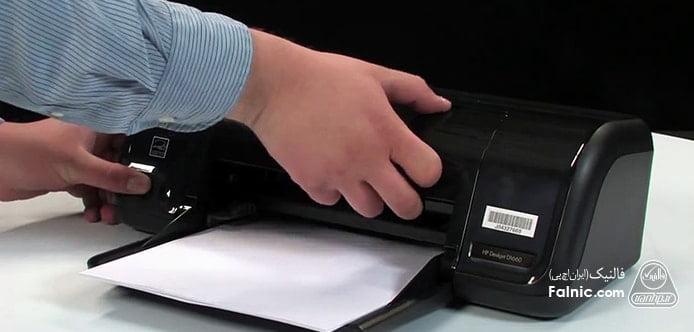 نگهداری چاپگرهای جوهر افشان