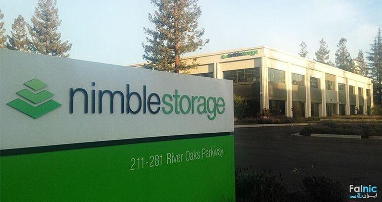 اچ پی اینترپرایز سهام Nimble را خرید