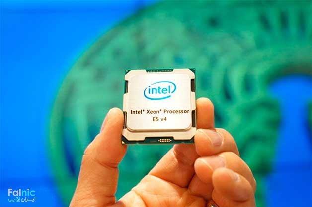 5 نسل پردازنده های اینتل زئون