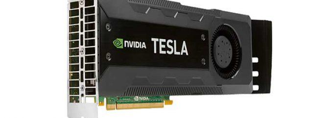 معرفی کارت گرافیک NVIDIA Tesla K40