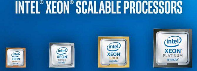 بررسی پردازندههای اینتل زئون Scalable؛ پادکست