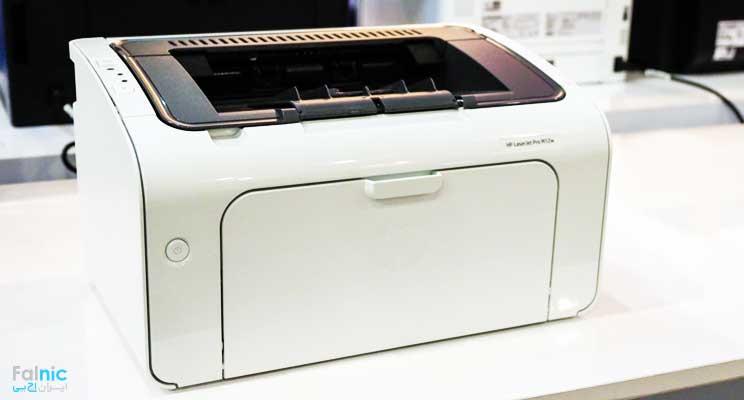 جعبهگشایی پرینتر HP LaserJet Pro M12w