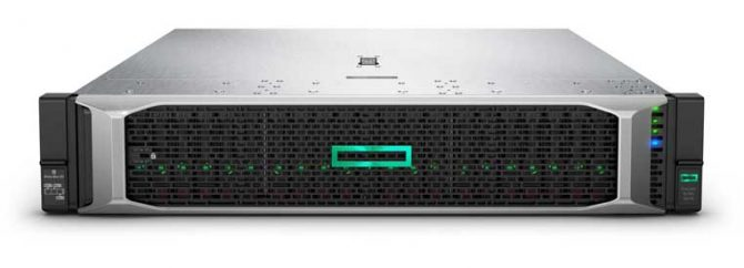 جدیدترینها در سرور HPE ProLiant DL380 G10