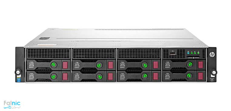 سرور HPE ProLiant DL80 Gen9
