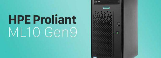 بررسی تخصصی سرور HPE ProLiant ML10 Gen9