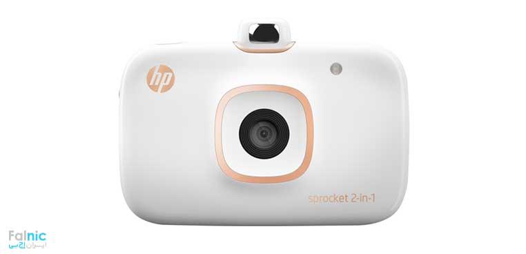 دوربین Sprocket 2-in-1 با قابلیت چاپ فوری