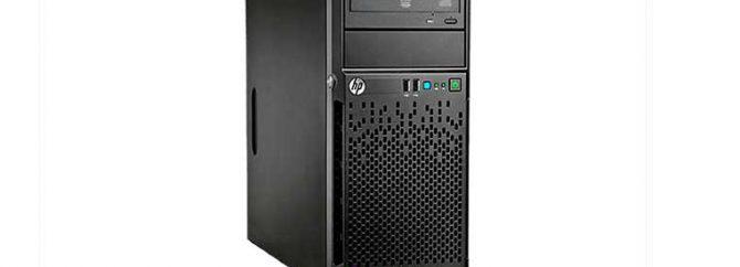 بررسی تخصصی سرور HP ProLiant ML10 v2 Gen9
