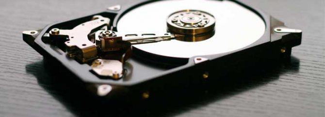 چگونه تمامی اطلاعات هارد دیسک را پاک کنیم؟