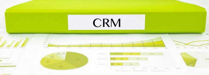 گزارش گیری در Microsoft CRM چگونه است؟