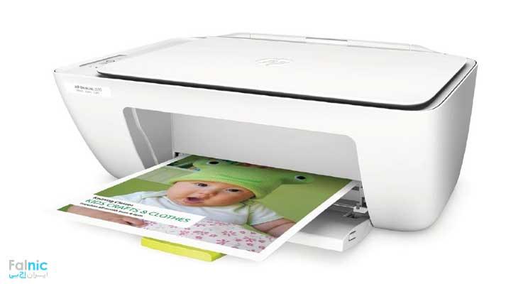 جعبهگشایی پرینتر HP Deskjet 2130