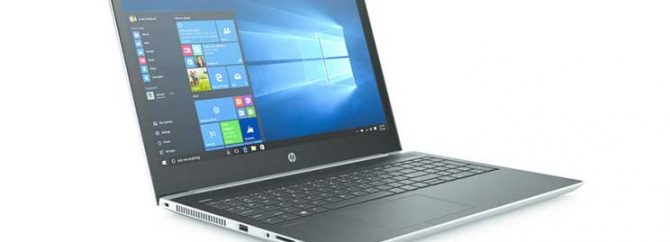 پروبوکهای اچ پی با پردازندههای نسل هشتم اینتل عرضه میشوند