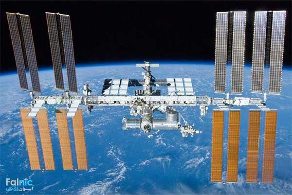 ارسال ابر کامپیوتر به ایستگاه فضایی توسط اچ پی