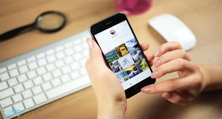 آپدیت جدید اینستاگرام با قابلیت استفاده از تصاویر عریض