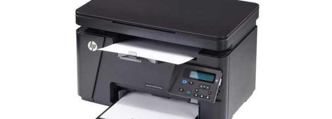 ویدیو/ تنظیم سایز کاغذ کپی به A4 در پرینتر HP 125nw