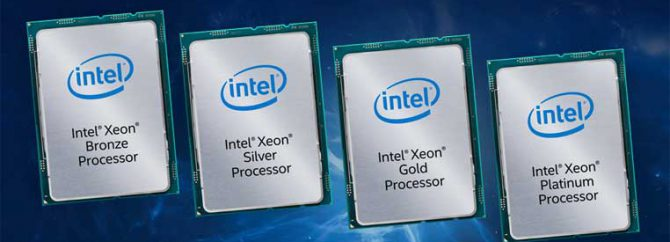 مروری بر 5 نسل پردازنده های اینتل زئون؛ پادکست؛ ویدئو
