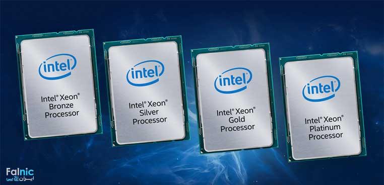 نسل 5 پردازنده های اینتل زئون