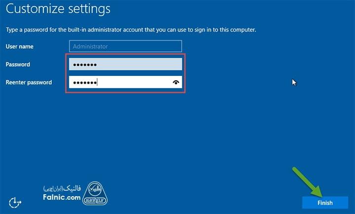 آموزش تصویری نصب ویندوز سرور 2016