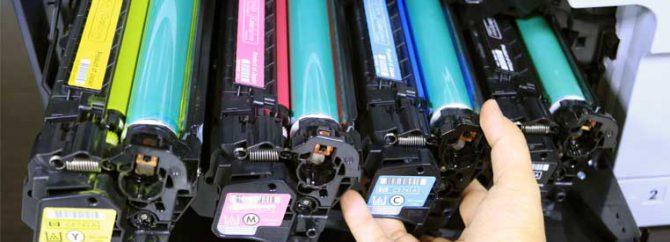 شارژ انواع کارتریج و تعویض چیپست آن در فالنیک