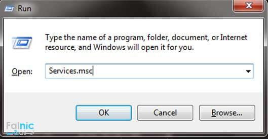 غیرفعال کردن آپدیت خودکار ویندوز 10 با سرویس آپدیت ویندوز