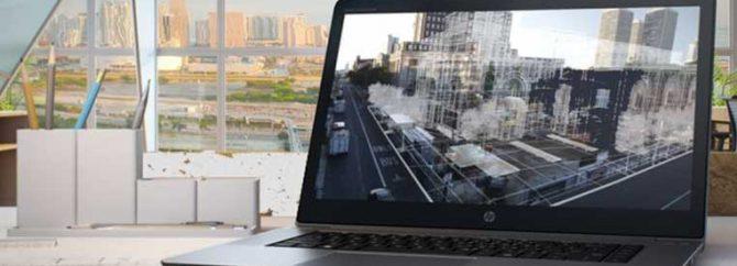 اچ پی از لپ تاپهای جدید خود با عنوان Zbook رونمایی کرد