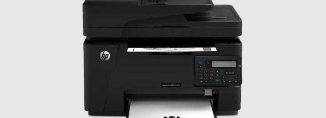 ویدیو/ جعبه گشایی و راه اندازی پرینتر HP LaserJet Pro MFP M127fn