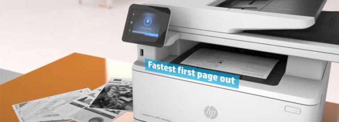 ویدیو/ جعبه گشایی و راه اندازی پرینتر HP LaserJet Pro MFP M426fdn