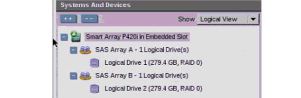 آموزش RAID بندی hp سرور G8 و G9