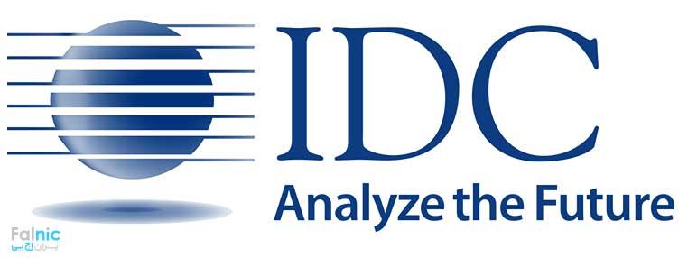 گزارش IDC درباره بازار فروش زیرساخت فضای ابری