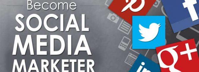 اینفوگرافیک: چگونه از رسانه های اجتماعی برای بازاریابی استفاده کنیم؟