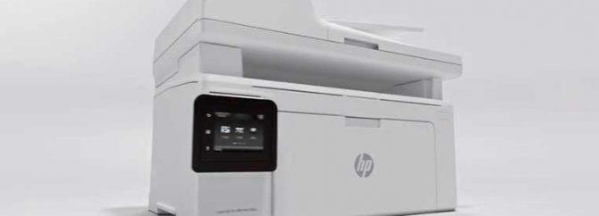 ویدیو/ جعبه گشایی پرینتر HP LaserJet Pro MFP M130fw
