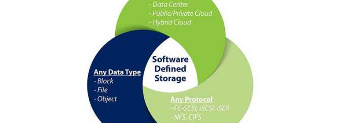 استوریج نرم افزار محور یا SDS چیست؟ قسمت اول