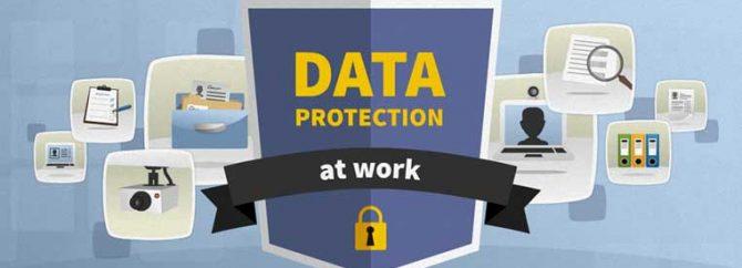 اینفوگرافیک: استراتژی حفاظت از داده