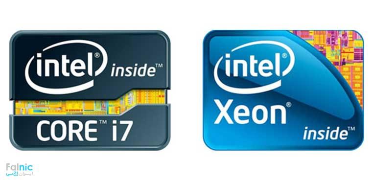پردازنده های Pentium و Xeon