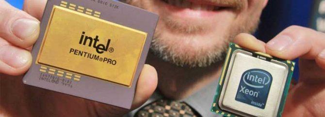 تفاوت پردازنده های Pentium و Xeon چیست؟