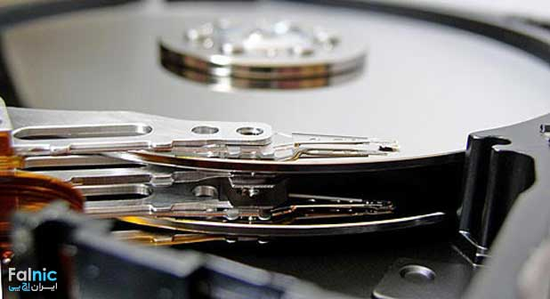 اجزا و قطعات داخلی هارد دیسک