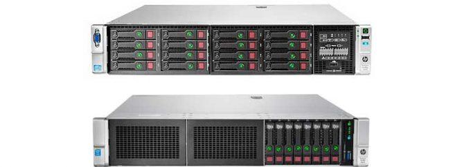 مقایسه نسل 8 و 9 سرور اچ پی Proliant DL380
