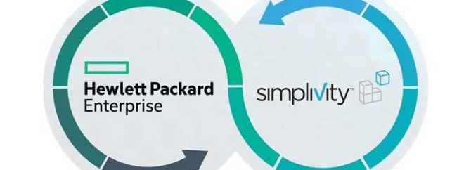 HPE با 650 میلیون دلار صاحب SimpliVity میشود
