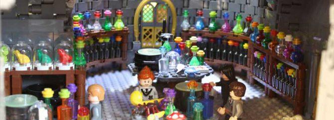 اچ پی خلاقیت را با همکاری Lego، به مدارس میآورد