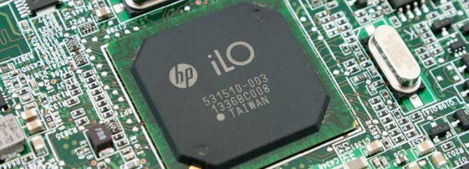 پیکربندی iLO بدون ریبوت کردن سرور